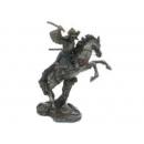 日本武士系列之七-古流拔刀術 y12173 立體雕塑.擺飾 人物立體擺飾系列-日式人物系列