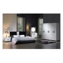 y12287 傢俱臥室 保羅7.5尺白色組合衣櫃(506-A)