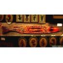 y12394 銅雕 銅魚