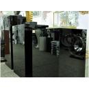 y12401 鏡面壓克力展示檯(羅馬柱花檯)(尺寸樣式可訂製)