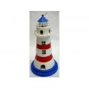 y12438 夏日樂活燈塔蠋台(H7930)  夏天海灘海邊海洋
