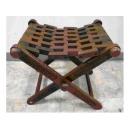 y12468 木質復古折疊椅  A2(100115)STOOL