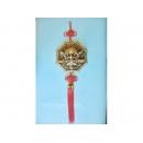 y12531 銅雕掛飾-獅頭掛飾-大 CU-120-003 (另有小款)